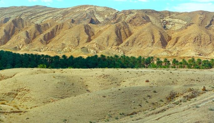 Tunisian Hills