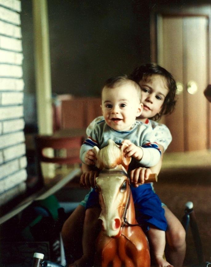 BB 38 Rocking horse