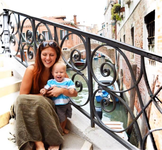 Grace in Venice