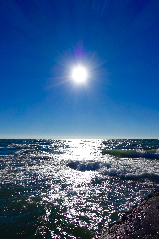 Lake Michigan Afternoon