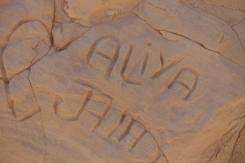 Names in Rock. Tunisia
