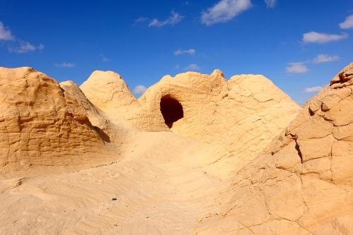 Southern Tunisia Rocky Desert