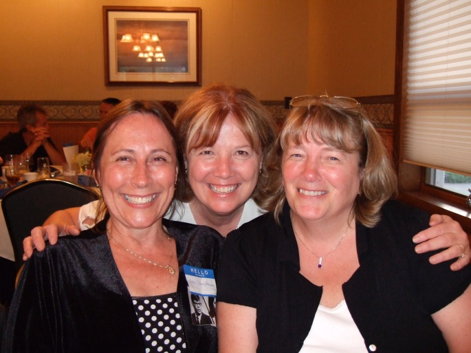 Brenda, Virginia, and Me