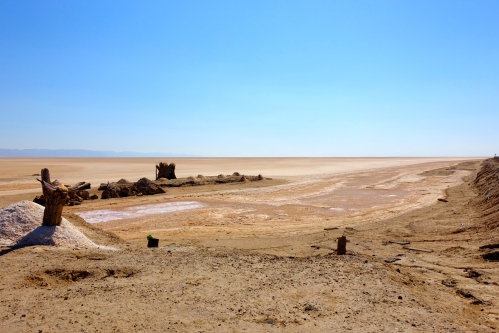Chott el Djerid. Tunisia 1