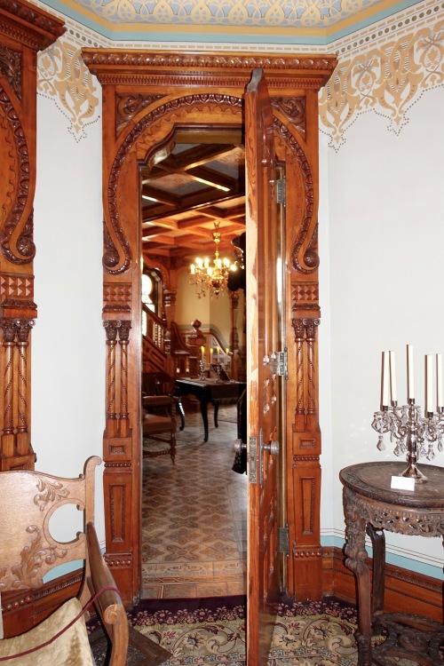 Door. Very ornate