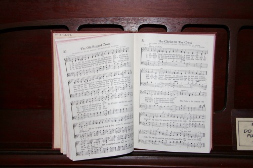 Fort Christmas Hymn Book
