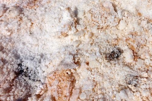 Salt Crystals 2 Chott el Djerid. Tunisia