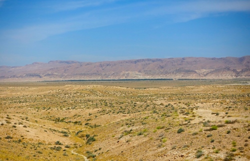 Wilderness of Tunisia