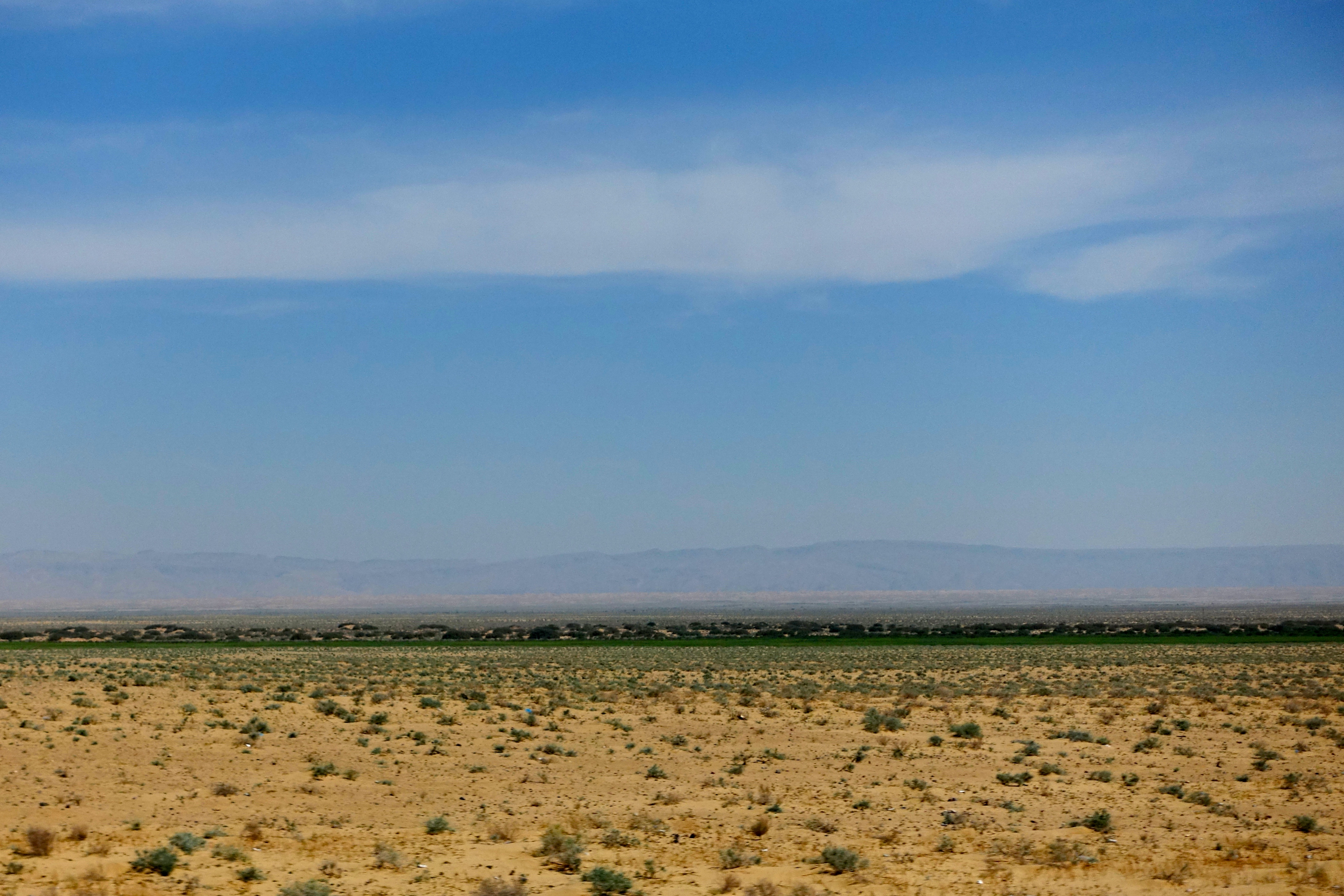 Wilderness through Tunisia