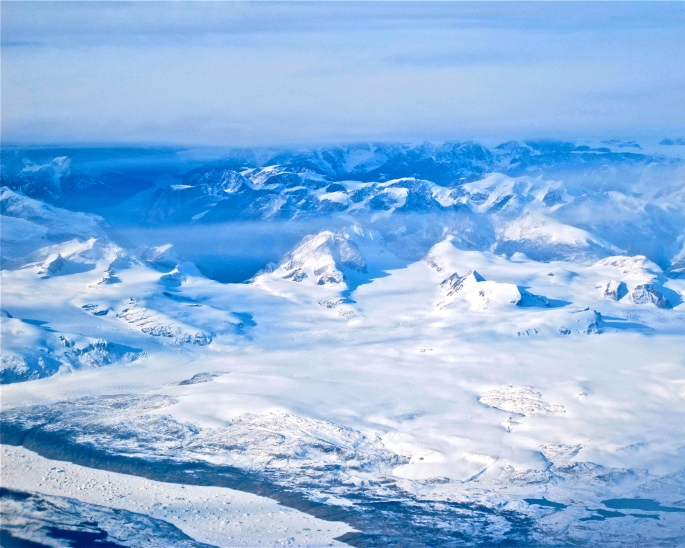 Arctic from the Sky