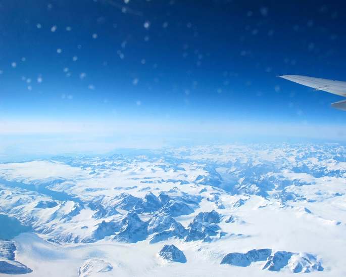 Artic skies