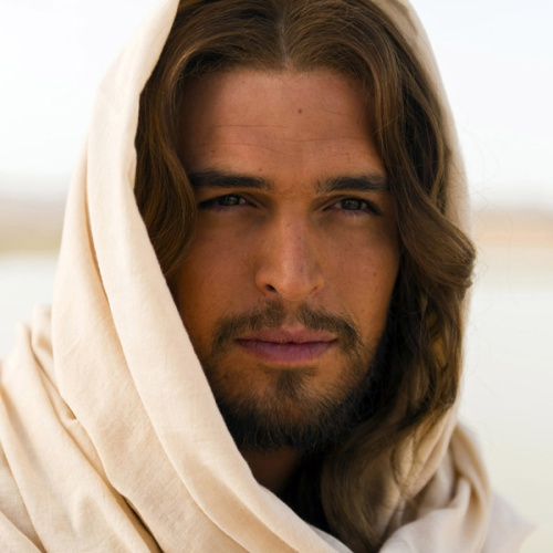 SON OF GOD, Diogo Morgado as Jesus Christ, 2014. ph: Joe Alblas/TM copyright ©20th Century Fox Film Corp. All rights reserved/courtesy Everett Collection