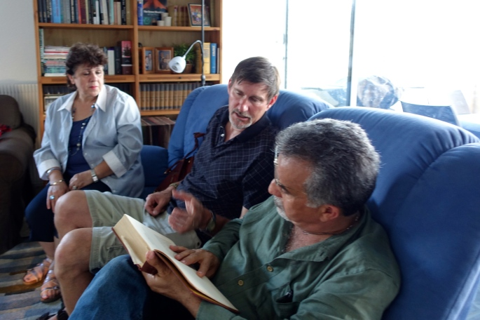 Discussing Great Literature
