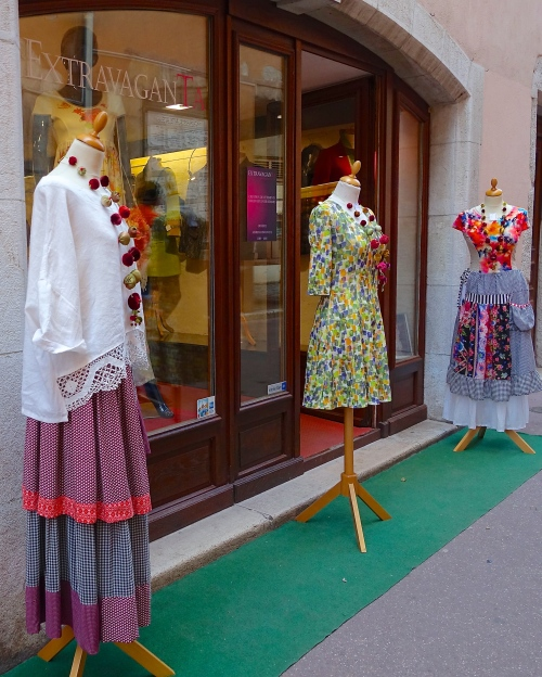 Dress Shop in Annecy France