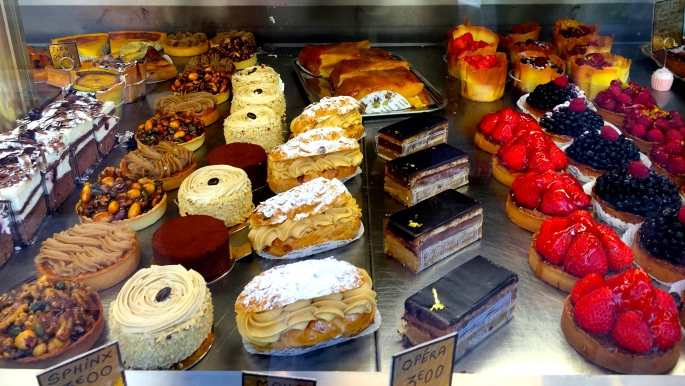 Fabulous French Pasteries in Annecy France