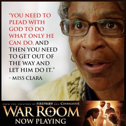 War Room Miss Clara