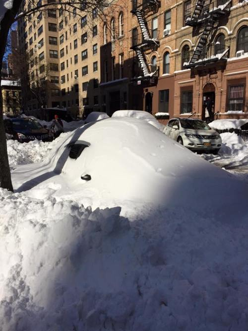 Biggest Snowstorm in NYC history