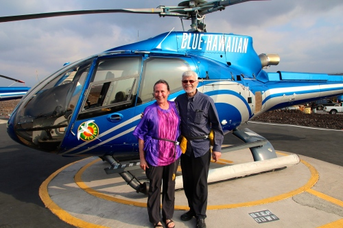Blue Hawaiian Helicopter Tour 1