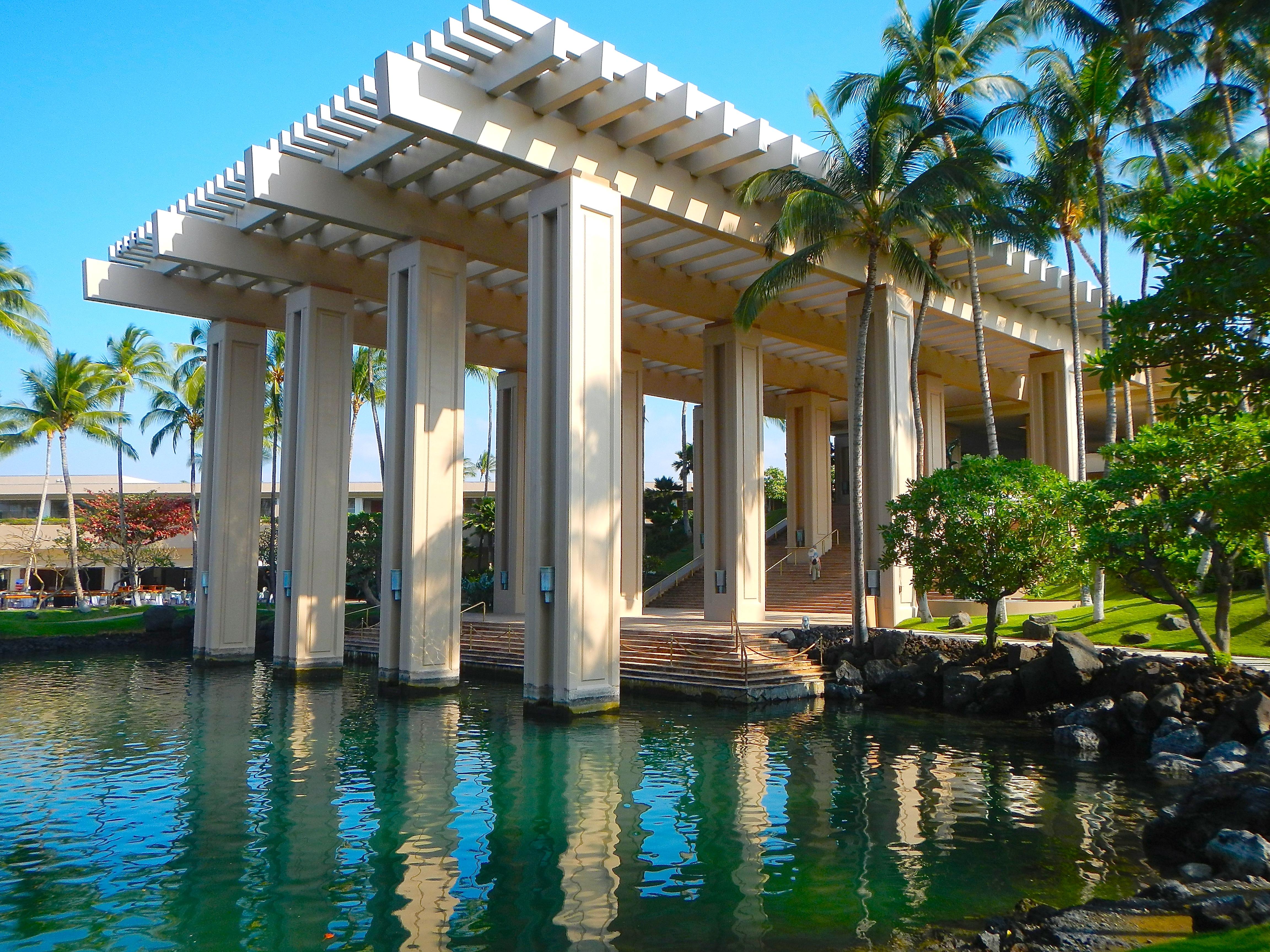 Conference Center at Hilton's Waikola Village Resort