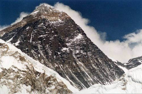 Everest-fromKalarPatar by Uwe Gille. Wiki