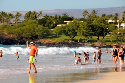 Hapuna Beach. Big Island 10