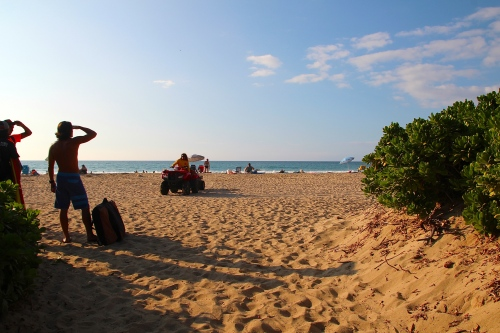 Hapuna Beach. Big Island 3