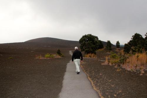 Hiking Devastation Trail
