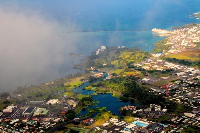 Hilo. Big Island