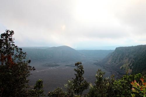 Kilauea Iki Crater. 2