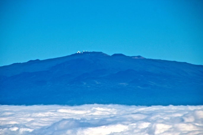 Mouna Kea Observatories