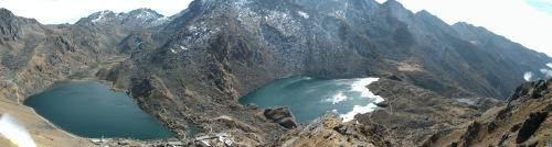 Sudan Shrestha Wili Gosainkunda Lake