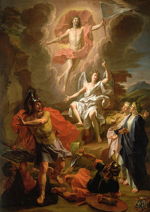 The Resurrection of Christ. Van Dyke
