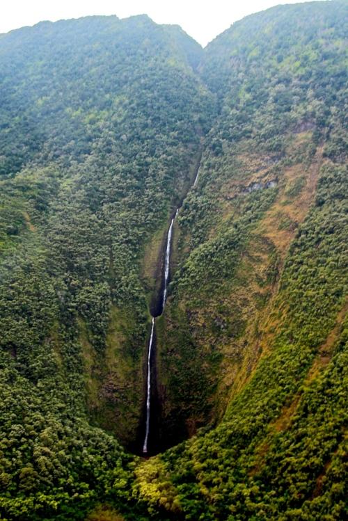 Waihilau Falls Hawaii
