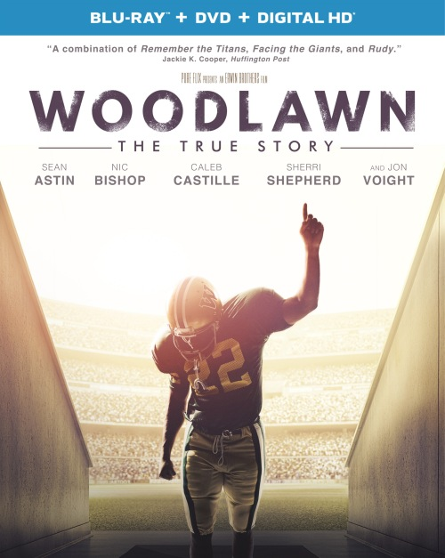 Woodlawn DVD Cover