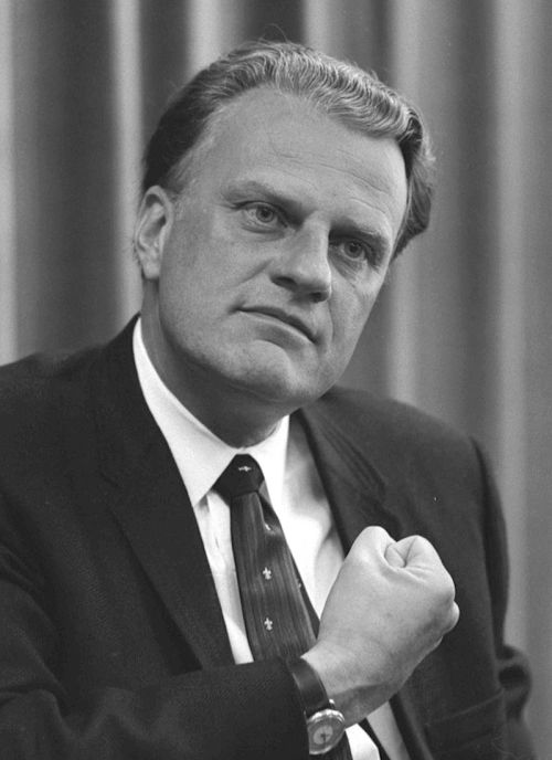 Billy Graham. Wiki