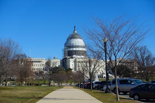 Capitol Building. Washington D.C.