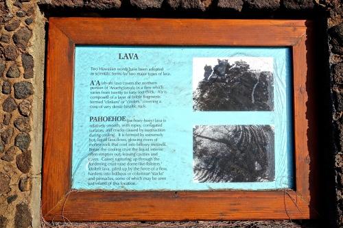 Lava. Hawaiian petroglyphs. Waikoloa