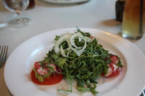 Lobster Salad at Merriman's on the Big Island