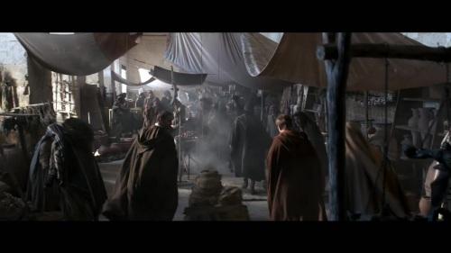 Risen. Market Scene