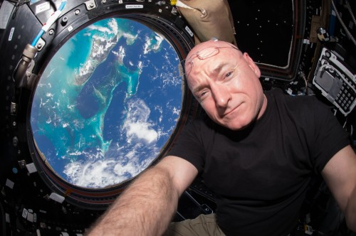 Scott Kelly NASA