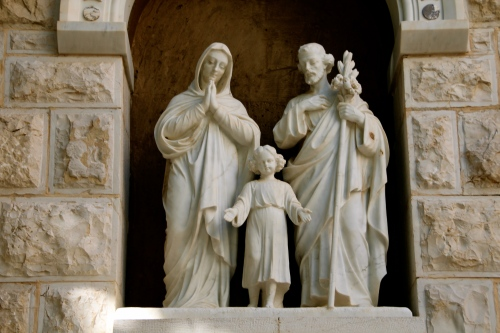 The Holy Family. Israel