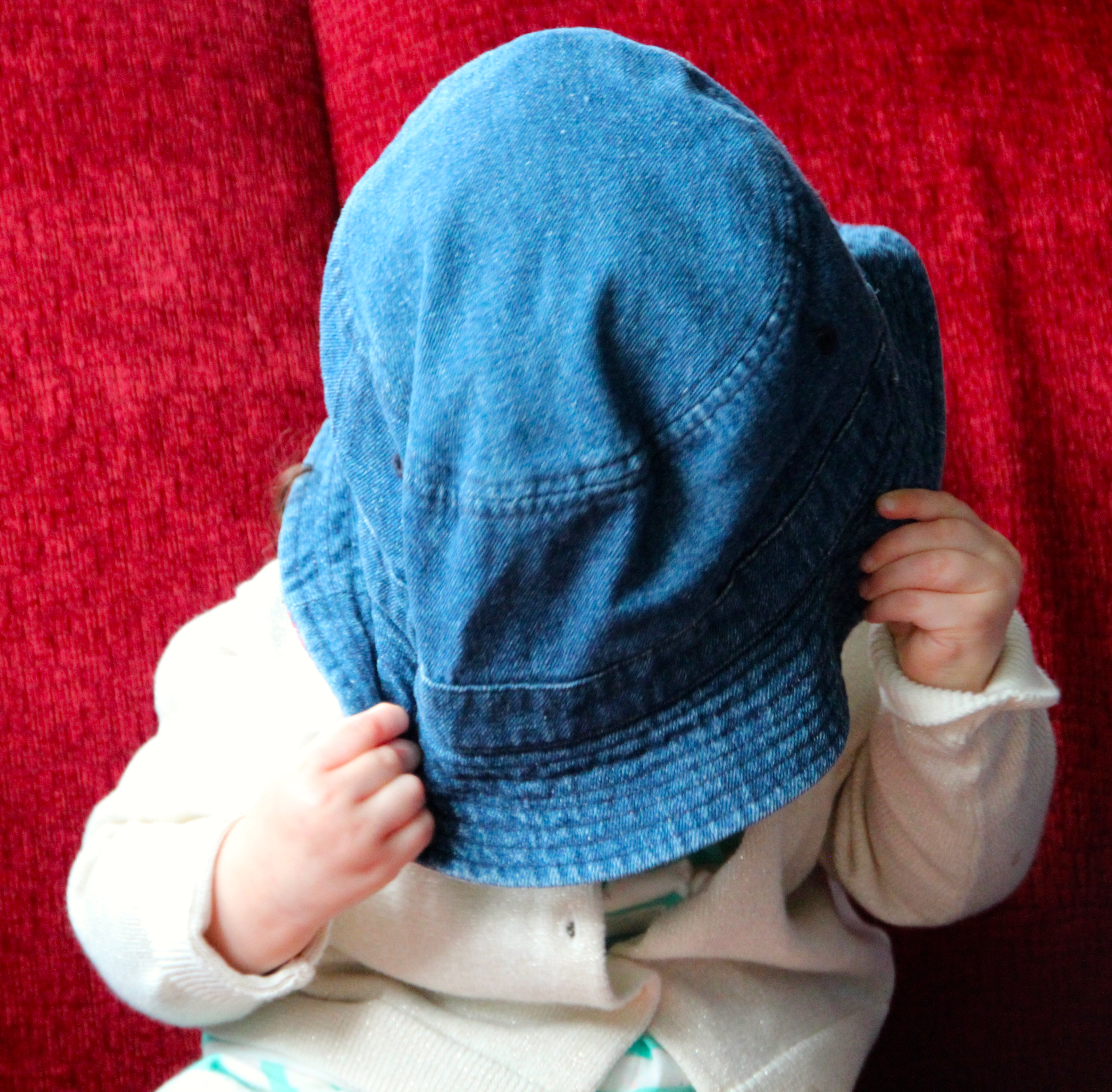 Baby with a Hat 2