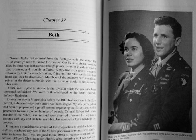 Bill and Beth Sefton