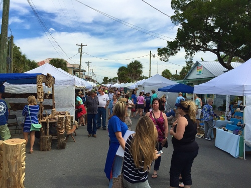 Cedar Key Seafood Festival