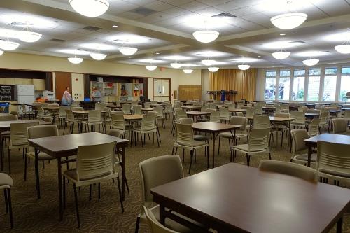 Classroom in Rossmoor, CA