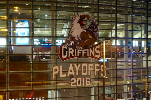 Griffins 2016 Playoffs