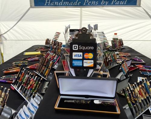 Handmade Pens by Paul. Cedar Key, FL
