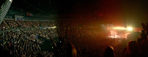Hillsong Outcry at Van Andel Arena