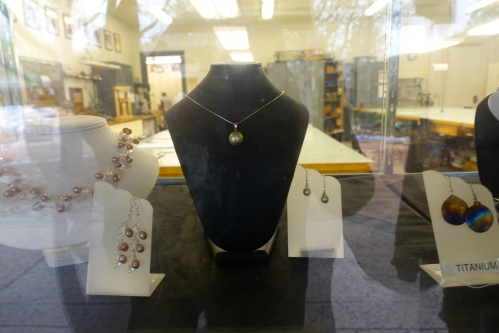 Jewelry-making shop. Rossmoor. Walnut Creek