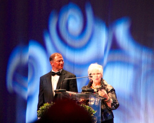 Mike and Sue Jandernoa at DeVos Hospital's 2016 Gala